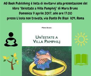Presentazione del libro di Mara Bruno
