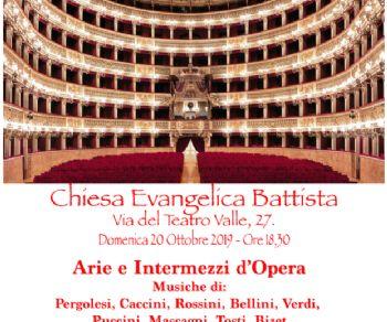Concerti - Artensemble Opera Festival