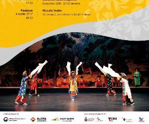 Spettacoli: La Bellezza della Danza Coreana