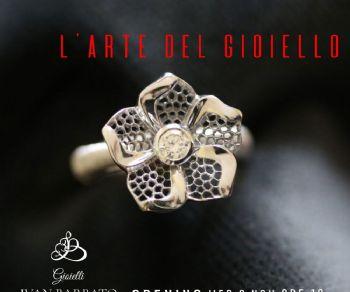 Gallerie: L'arte del gioiello di Ivan Barbato