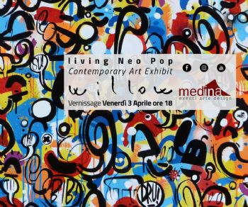 Gallerie: Living Neo Pop Willow Contemporary Art Exhibit