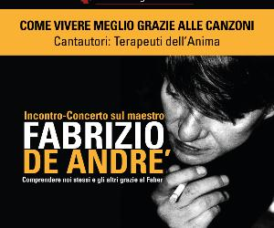 Incontro-concerto su Fabrizio De André