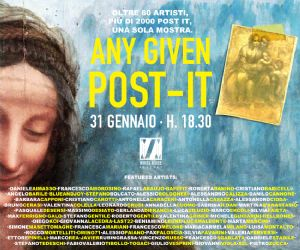 Gallerie: Any Given Post-it
