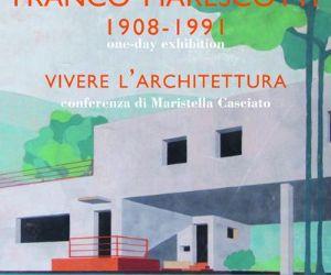 L'archivio progetti di Franco Marescotti (1908-1991)