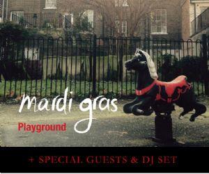 Presentano il loro terzo album Playground