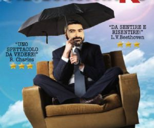 In scena la comicità surreale di Stefano Santomauro
