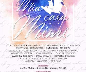Concerti: Mia cara Mimì
