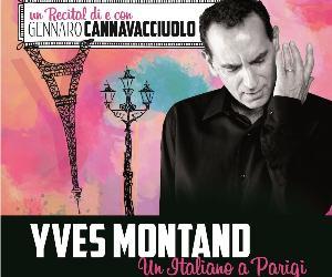 Spettacoli - Yves Montand - un italiano a Parigi