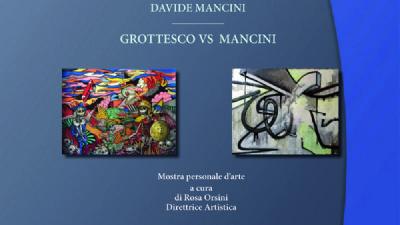 Gallerie - Grottesco vs Mancini