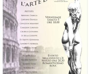 Mostra al femminile nelle Sale del Bramante a Roma, a cura dell'associazione Artisti di Roma
