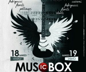 Spettacoli: Music Box
