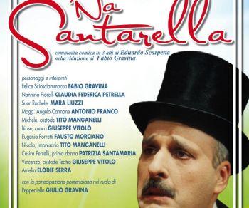 Spettacoli - 'Na santarella di Eduardo Scarpetta