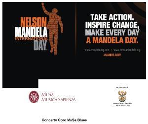 Una serata per Nelson Mandela