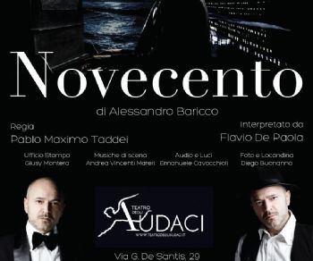 Spettacoli: Novecento