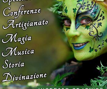 Festival - Moonart Labyrinth festival pagano