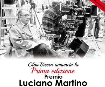 """Altri eventi - Premio Luciano Martino """"Camera d'Oro"""""""