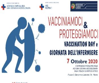 Altri eventi - Vaccination Day e Giornata dell'Infermiere