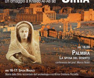 Il Museo Archeologico Nazionale di Palestrina dedica una giornata alla Siria e al suo straordinario patrimonio archeologico