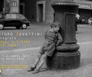 Mostra antologica delle fotografie di Arturo Zavattini