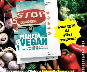 Presentazione del libro Pianeta Vegan,