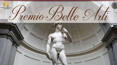 Mostre - Premio Belle Arti ed il suo sito festeggiano 10 000 visitatori in un mese