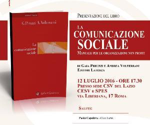 Presentazione del volume di Gaia Peruzzi e Andrea Volterrani