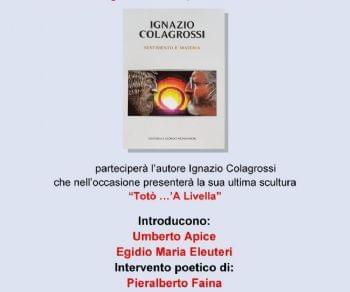 Spettacoli: Sentimento e Materia di Ignazio Colagrossi