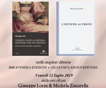 Presenta la giornalista Fiorella Cappelli