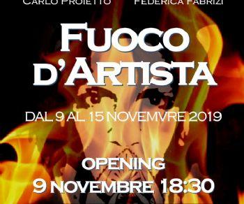Gallerie - FUOCO D'ARTISTA