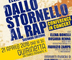Concerti: Conference in concert