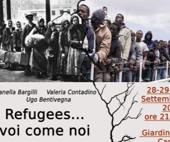 Altri eventi - Refugees... voi come noi