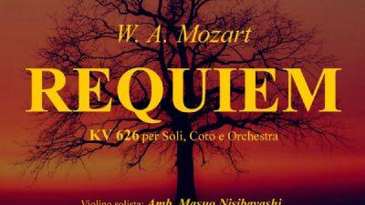 Concerti - Requiem di W.A.Mozart