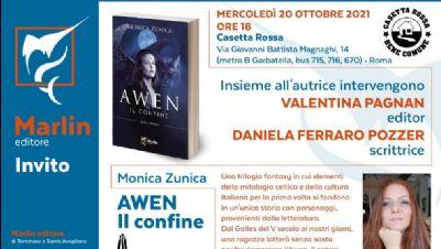 Libri - Awen. Il confine