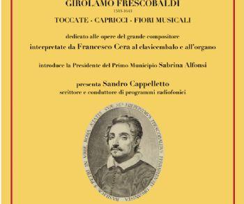 Concerti - Presentazioe CD Box Frescobaldi