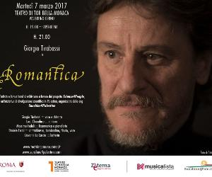 """Concerti: Giorgio Tirabassi in """"Romantica"""""""