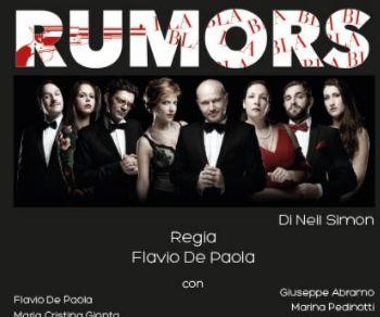 Spettacoli - Rumors