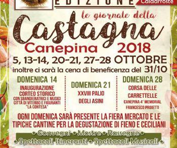 Sagre e degustazioni - Giornate della Castagna