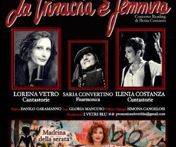 Spettacoli - La Trinacria è Femmina