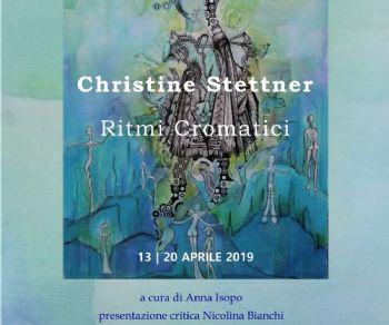 Personale dell'artista Christine Stettner