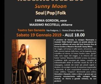Concerti - Concerto del Duo Acustico di Emma Gordon & Massimo Riccitelli