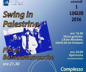 Piji et BateauManouche in concerto