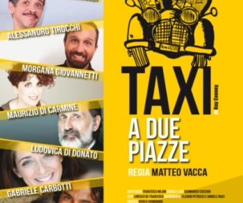 Spettacoli - Taxi a due piazze