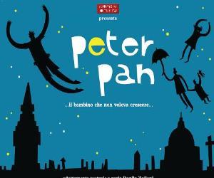 """Bambini e famiglie - """"Peter Pan"""" vola sul palco del Teatro degli Audaci di Roma"""