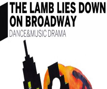 Locandina: The Lamb Lies Down On Broadway Show