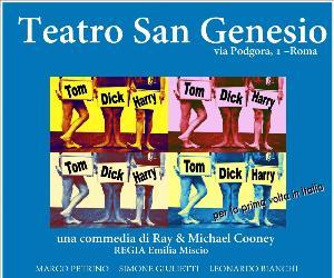 Prima assoluta in Italia per la commedia al Teatro San Genesio
