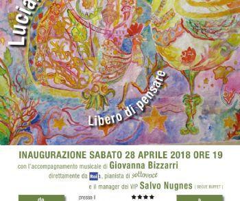 Mostre - Luciano Tonello, rinomato artista di Spoleto Arte