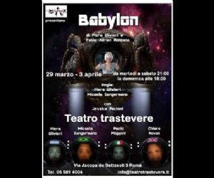 """Gli Squilibristi presentano """"BABYLON"""" una satira feroce sulla nostra civiltà"""