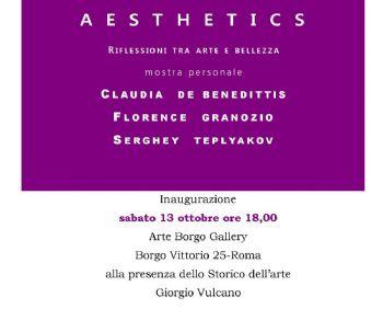 Nell'ambito di Rome art week - la settimana del contemporaneo