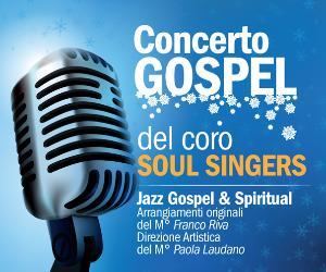 Concerti: Concerto Gospel del coro Soul Singers