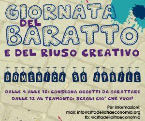 Festival - Giornata del Baratto e del Riuso Creativo